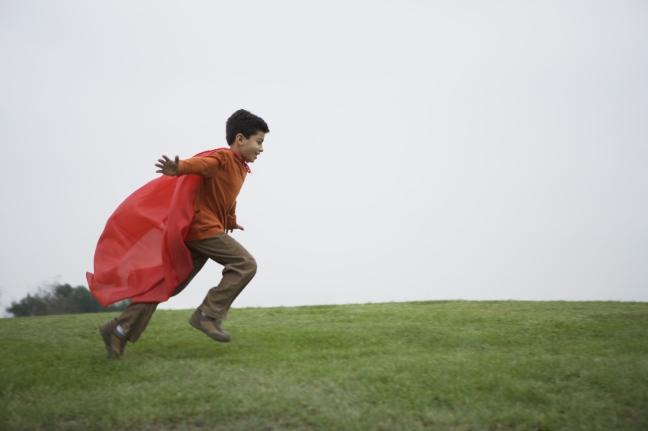 Every hero's journey begins somewhere. (Thinkstock)