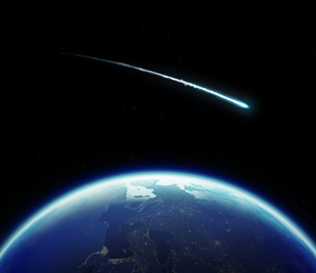 Space: Tech's Final Frontier, We Guess. (Thinkstock)